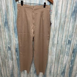 Briggs High Waisted Pants sz 14 Petite NEW # M738